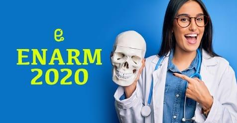 Convocatoria ENARM 2020